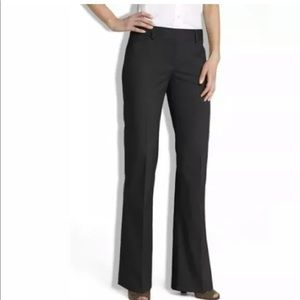 Theory Max c Cohesion Stretch Pants 10 Black